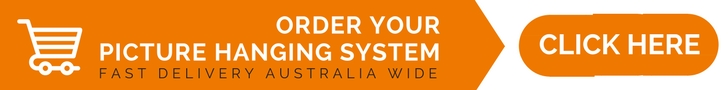 Order Australia's most recommended picture hanging system HERE