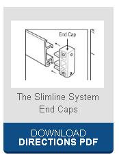 slimline endcaps
